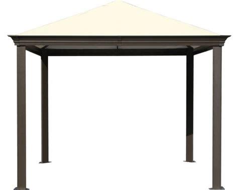 pavillon jumbo toit de pavillon figaro 3x3 m beige acheter sur hornbach ch