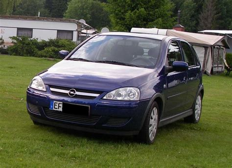 corsa opel 2004 opel corsa c bj 2004 details