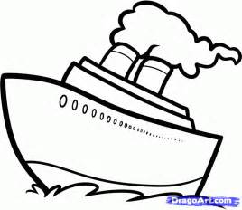 How To Draw A Easy How To Draw A Ship Easy Step By Step Boats