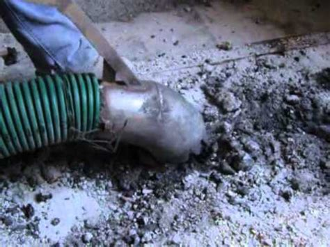 rimuovere pavimento ercoinaction rimuovere la pavimentazione senza polvere e