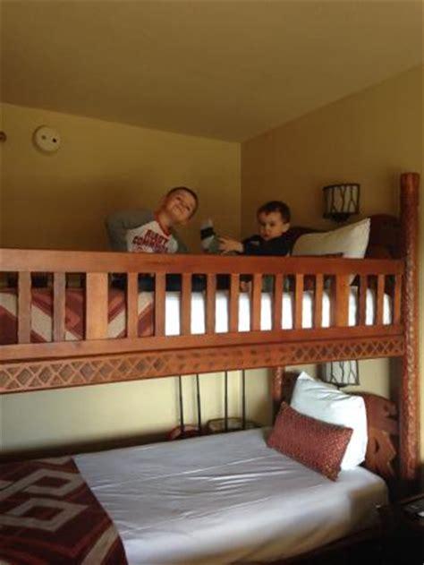 Animal Kingdom Lodge Bunk Beds Bunk Beds Picture Of Disney S Animal Kingdom Lodge Orlando Tripadvisor