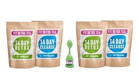 Detox Packages Nz by Detox Tea Pack Groupon