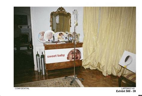 michael jackson lapd release images of singer s bedroom