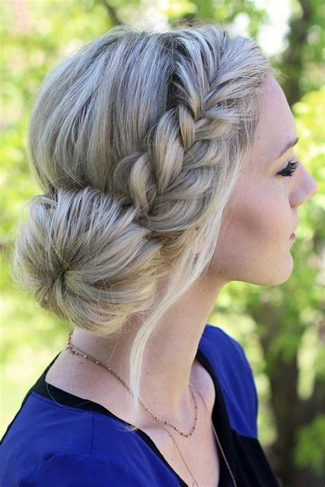 hairstyles hoco pictures cute homecoming hairstyles for medium length