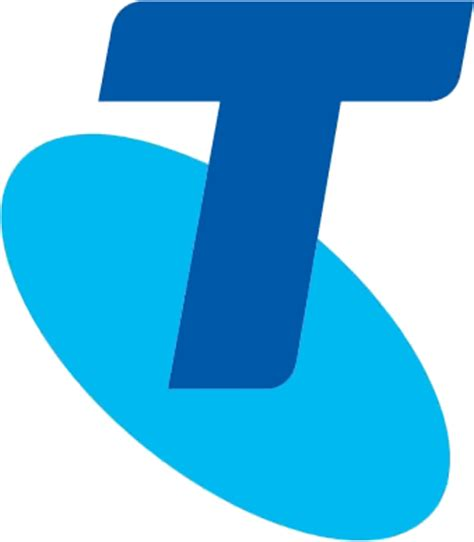 Warm Blue Color by The Branding Source New Logo Telstra
