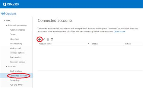Office 365 Mail Create Account How To Migrate Emails From Non Office 365 Mail Services To