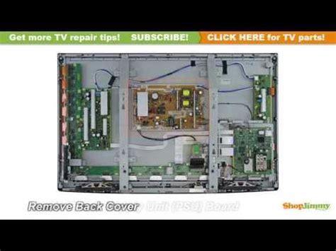 Panasonic Viera Tv Red Light Flashing by How To Repair A Panasonic Plasma Tv With Blinking Led Th