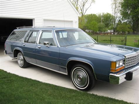 small engine service manuals 1986 ford ltd on board diagnostic system ford crown victoria ltd station wagon