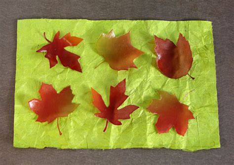 How To Make Paper Soap - make like a tree and leaf soap