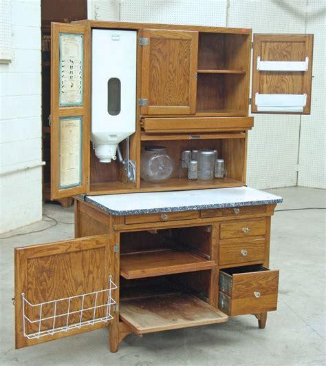 hoosier style kitchen cabinet hoosier cabinets oak hoosier style kitchen cabinet oak
