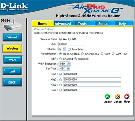 reset verizon d link router installing and configuring a wireless home network using a