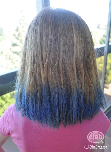 hair chalking a new look at diy hair color stylenoted homemade hair chalk tutorial for tweens