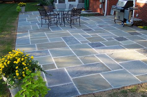 Bluestone Patio Cost Bluestone Patio Patterns