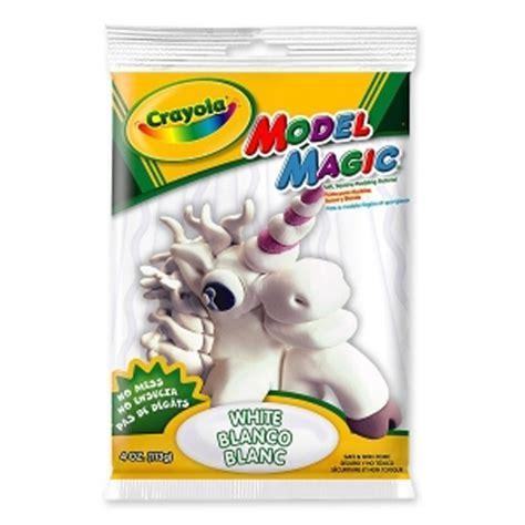 Model Magic Air Clay crayola model magic air clay white 4 oz 054619