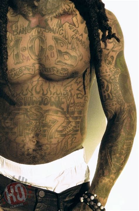 lil wayne s tattoos 48 best images about lil wayne and birdman on
