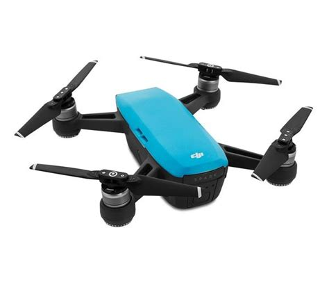 Bnib Drone Dji Spark Sky Blue Fly More Combo Garansi Resmi Dji buy dji spark drone sky blue free delivery currys