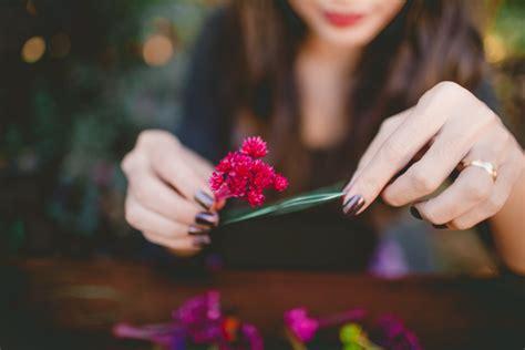 imagenes de rosas vivas diy como fiz uma coroa de flores com sempre vivas liraby