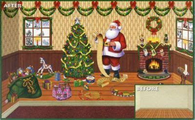 christmas insta theme indoor room decoration kit party