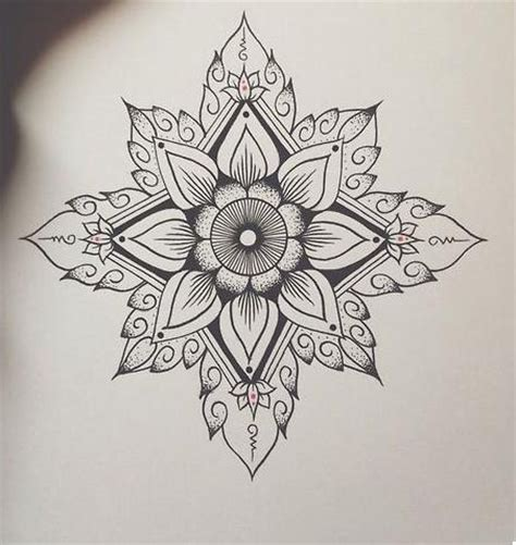 mandala pattern sketch mandala dotwork tattoo sketch best tattoo ideas gallery