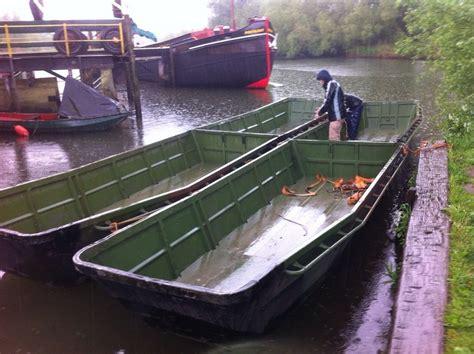 etas aluminium leger ponton boot stam outdoor - Aluminium Boot Leger