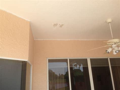 Exterior Ceiling Paint by Rockledge Exterior Repaint Ceiling 008