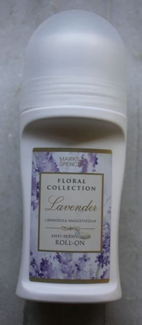 Deodorant Deodorant Marks And Spencer marks and spencer floral collection lavender antiperspirant roll on