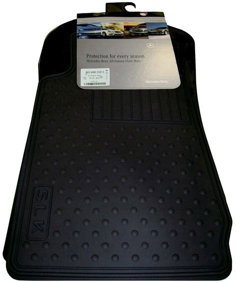 Mercedes All Weather Floor Mats by Mercedes Oem All Weather All Season Floor Mats 1998