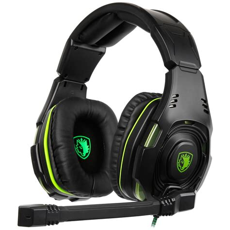 Sades Sa 608 Earphone Headset Gaming With Mic sades sa938 3 5mm gaming headset wired headphone