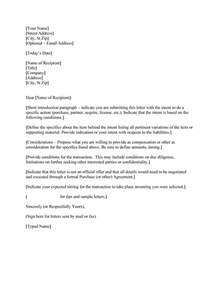 Letter Of Interest Template by 30 Amazing Letter Of Interest Sles Templates