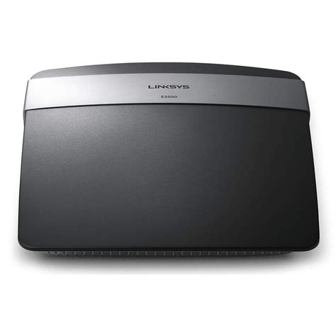 Diskon Wireless N Dual Band N600 Router Linksys E2500 linksys e2500a e2500 n600 advanced dual band wireless n router