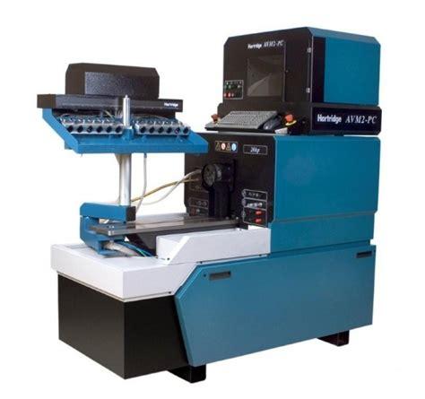 hartridge test bench latest news gt new testing equipment hartridge avm2 pc