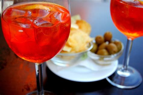 Happy Hour Pomtea Spritzer by Aperitivo In Milan What It Is And How To One From