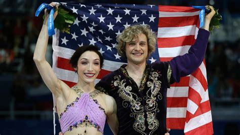 meryl davis charlie white americas ice dancing winter olympics 2014 meryl davis and charlie white win