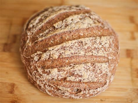 round gluten free round loaf is one of 10 000 bowl barrows constructed