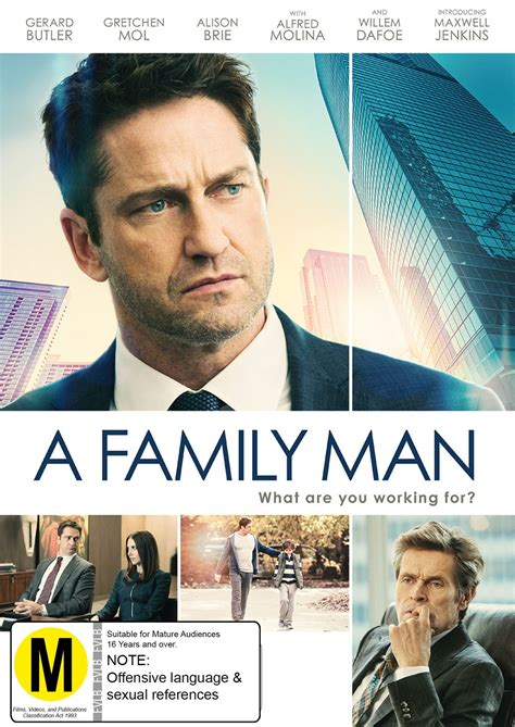 family man a family man dvd on sale now at mighty ape nz