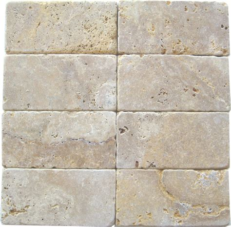 tumbled tile for backsplash designs nalboor