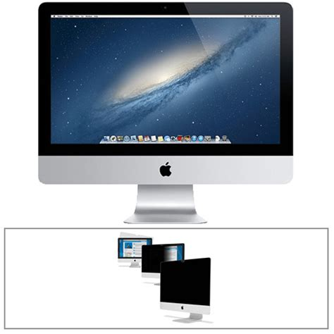 apple 215 imac desktop computer apple 21 5 quot imac desktop computer 3m privacy filter