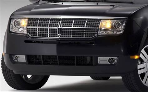 2008 lincoln mkx front grill view 56450 photo 6