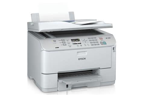 Printer Epson Plus Fotocopy Epson Workforce Pro Wp 4520 Network Multifunction Color Printer Inkjet Printers For Work