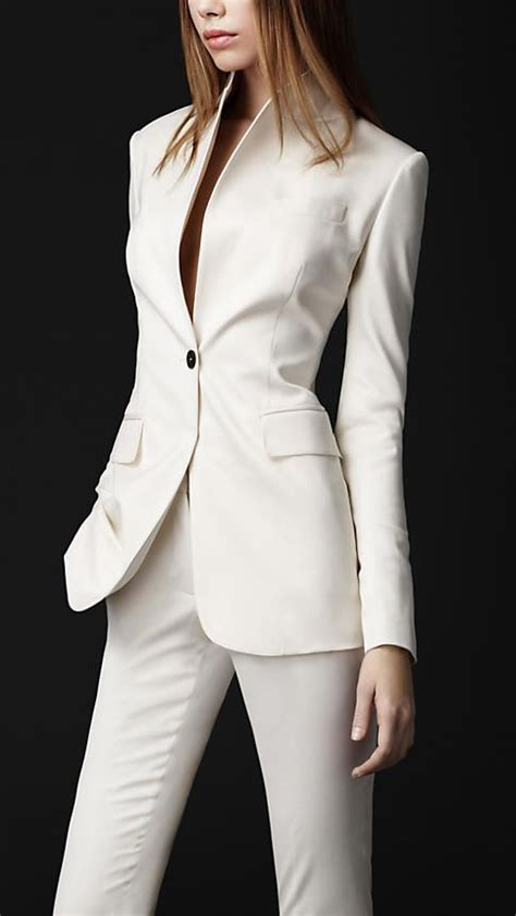 Coat Combi Burberry Terry Diskon pin by 14 stories on white wedding suits for
