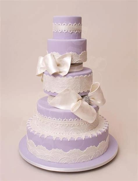 Hochzeitstorte Lavendel by Lavender Wedding Cake Lavender Wedding Cake Ideas