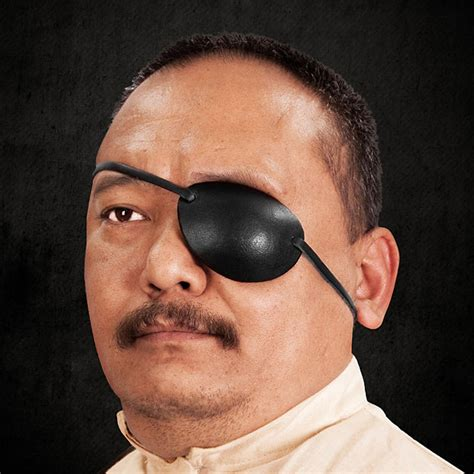 eye patch leather eye patch