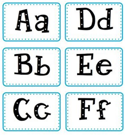 free printable alphabet wall letters 1000 images about word wall printables on pinterest