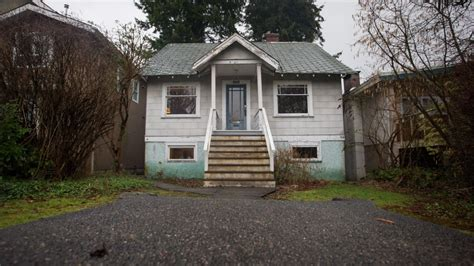 mortgage payment on a million dollar house builder s special 2 4 million rundown vancouver home chipped paint included ctv