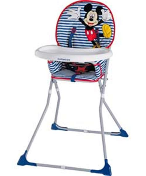 Minnie Mouse Graco High Chair by Disney Baby Highchairs