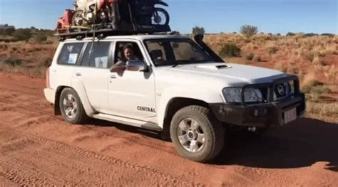loading bike onto roof rack how to not load your roof rack a cautionary tale club 4x4
