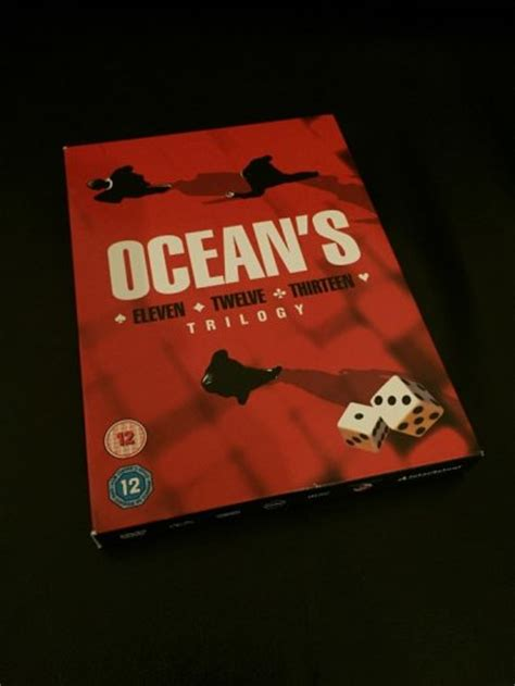 in the garden trilogy box set oceans trilogy dvd box set for sale in cork city centre