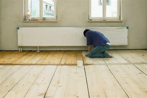 Houten Vloer In De Was Zetten door het in de was zetten de houten vloer gaat deze