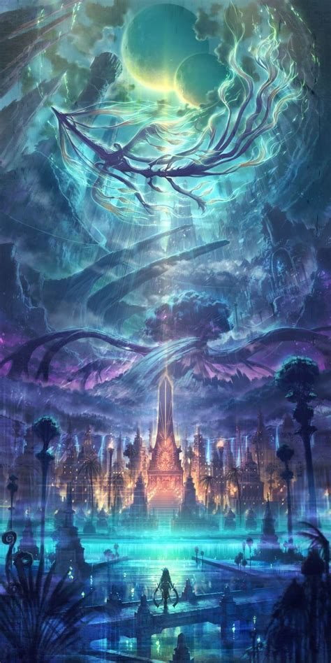 fantasy landscape fantasy landscape fantasy art