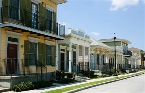 housing authority of new orleans after katrina new orleans public housing is a mix of